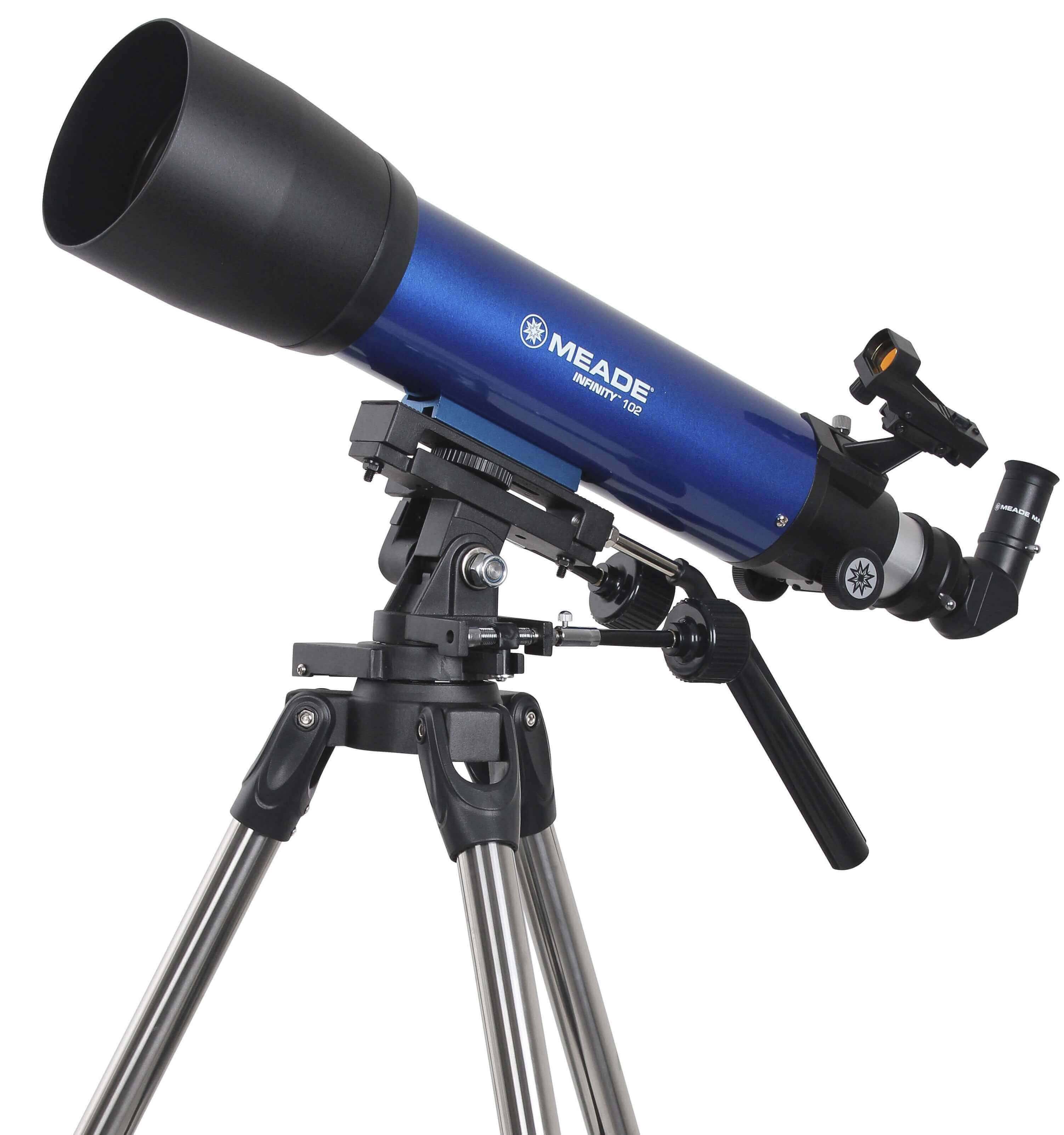 Meade Telescope Infinity 102mm Altazimuth Refractor Buy