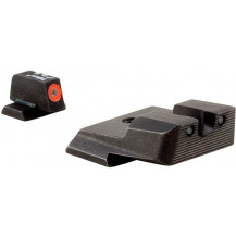 Trijicon SA137O S&W HD Night Sight Set (Orange Front Outline)