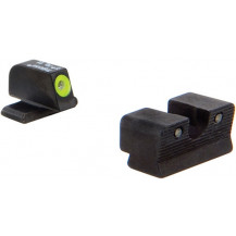 Trijicon SG103Y HD Night Sight Set with Yellow Front Outline