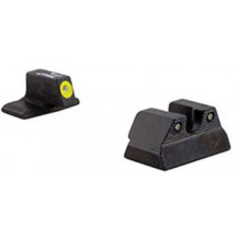Trijicon HK109Y H&K P2000 HD Night Sight Set (Yellow Front Outline)