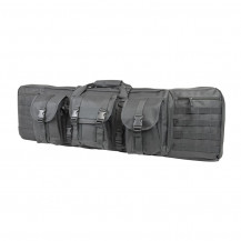 NcSTAR 107cm Double Carbine Case - Urban Grey