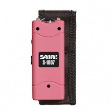 Sabre 3 800 000 VOLT Stun-Gun with flashlight - Rechargeable (Pink)