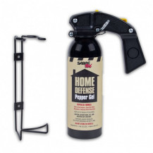 Sabre Home 390 mL pepper spray - 10 heavy blasts - 25feet distance