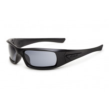 ESS 5B High Impact Sunglasses (Black Frame Smoke Gray Lenses)