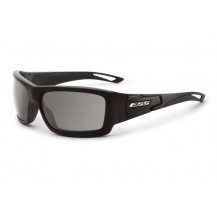 ESS Credence Ballistic Sunglasses (Black Frame Smoke Gray Lenses)