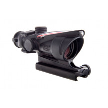 Trijicon TA31-CH ACOG 4x32 Scope (Dual Illuminated Red Crosshair .223 Ballistic Reticle w/ TA51 Mount)