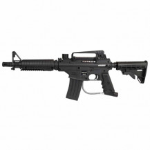 Tippmann Bravo One Elite Paintball Gun (Black)