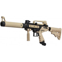 Tippmann Cronus Tactical Paintball Gun (Black/Tan)
