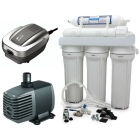 Water Filtration & Pumps
