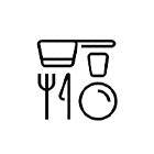 Crockery, Cutlery & Utensils