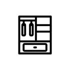 Cupboards & Shelves
