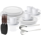 Utensils, Cutlery & Crockery