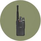 Single Two Way Radios