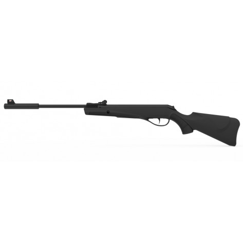 Retay 70S Air Rifle - Black, Synthetic Stock, 4.5mm