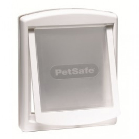 PetSafe Medium Original 2-Way Pet Door (White)