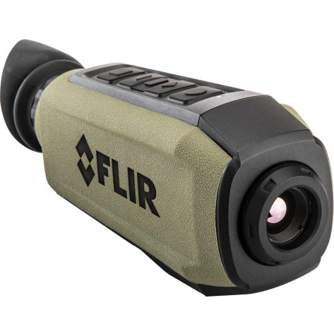 FLIR Scion OTM236 320x240 Thermal Vision Monocular