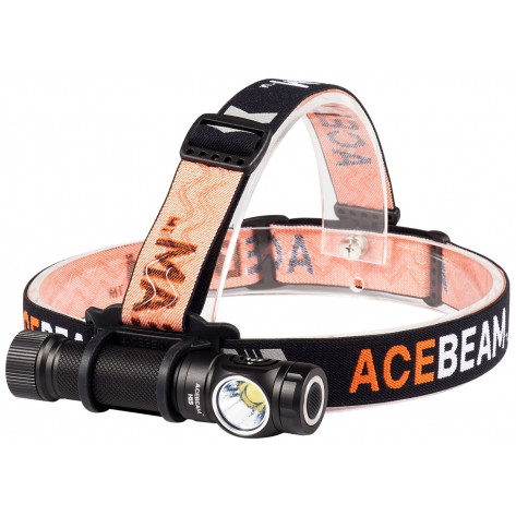 Acebeam H15 Headlamp - 2500lm / 135m