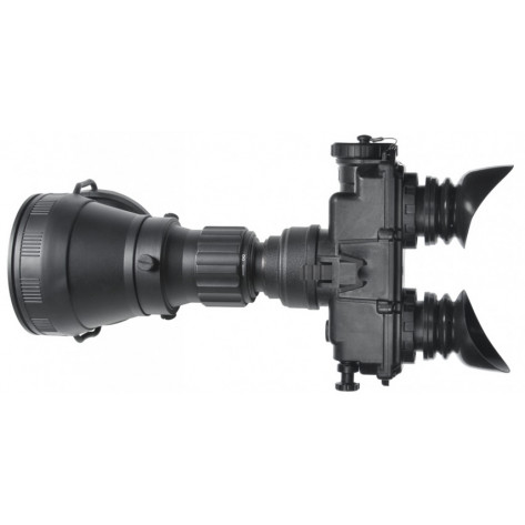 AGM FoxBat LE6 NL2i Mil Spec Night Vision Bi-Ocular - 5.6x Gen 2+ Level 2