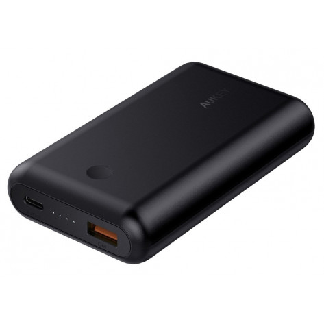Aukey 10050mAh USB - C Power  Delivery Power Bank - Quick Charge 3.0