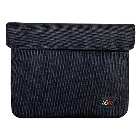 Avert Pocket Bag - Black - Front View