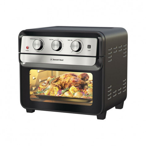 Bennett Read Air Fryer Oven With Rotisserie - 22L