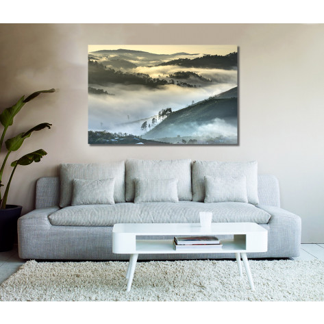 Canvas Prints Landscape - A1, LA18
