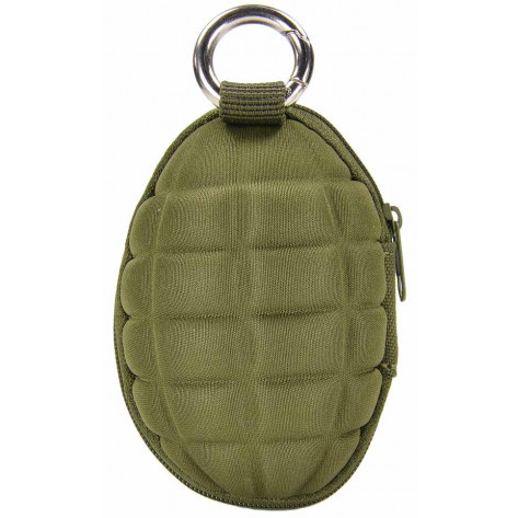 Condor Grenade Key Chain Pouch - Olive Drab