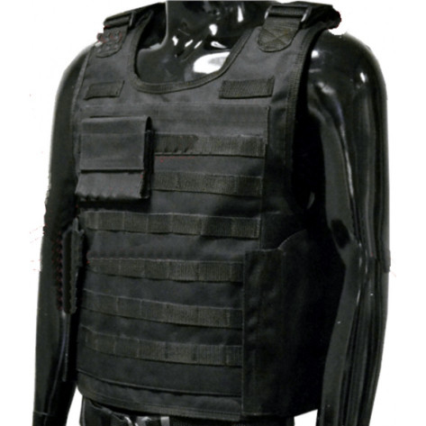Duke Bulletproof Wide Modular Battle Jacket