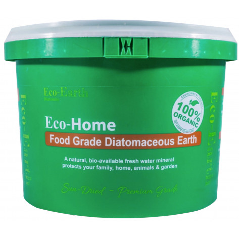 Eco-Earth Eco-Home Diatomaceous Earth - 5L
