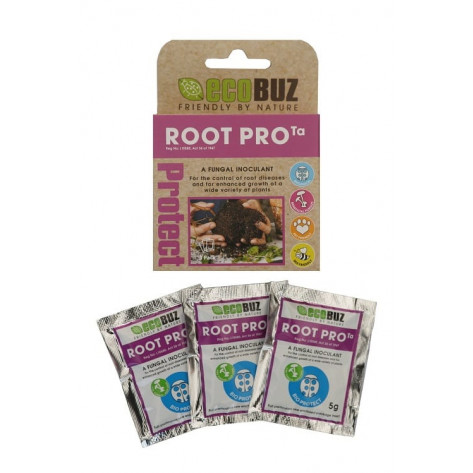 EcoBuz Root Pro Soil Fungus (3 x 5l Drench) - 3 Doses, 6 Pack