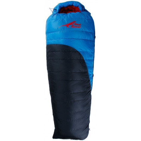 First Ascent Ice Breaker Sleeping Bag - Navy/Blue