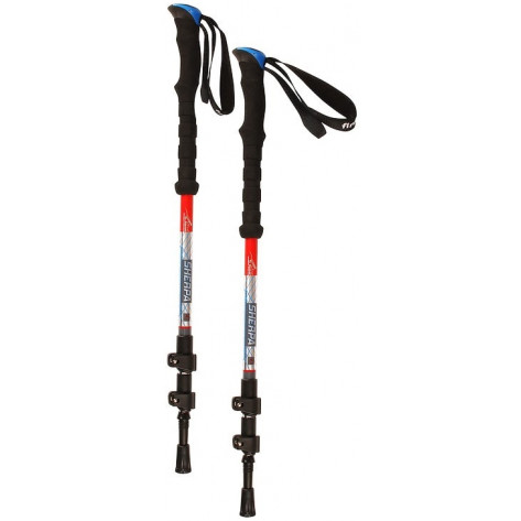 First Ascent Sherpa Trekking Pole Twin Pack