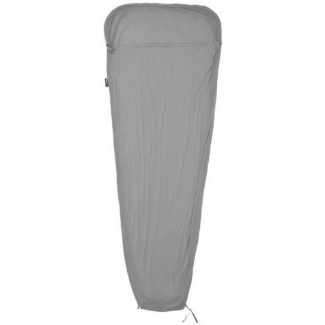 First Ascent Thermolite Sleeping Bag Heating Liner - Grey