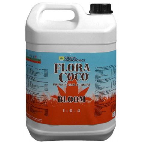 General Hydroponics FloraCoco Bloom - 5L