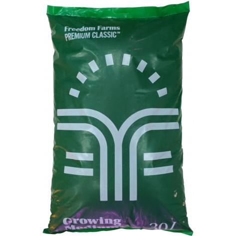 Freedom Farms Premium Classic Growing Medium - 30L