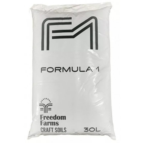 Freedom Farms Formula 1 Growing Medium - 30 L