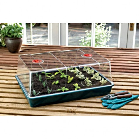 Garland Clone Dome Propagator - XL, High Dome