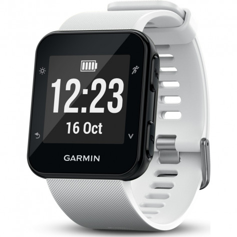 Garmin Forerunner 35 Fitness Watch - White