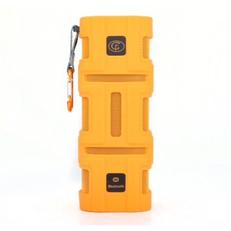 Gofreetech Bluetooth Speaker Orange Buy Online