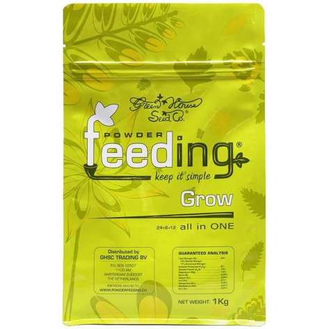 Green House Feeding Hydroponic Nutrients Grow - 1kg