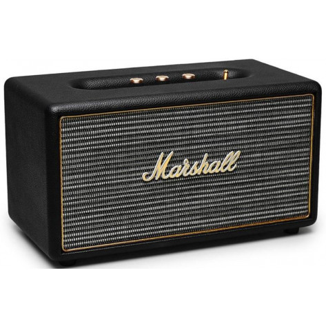 Marshall Stanmore II Active Stereo Bluetooth Speaker - Black