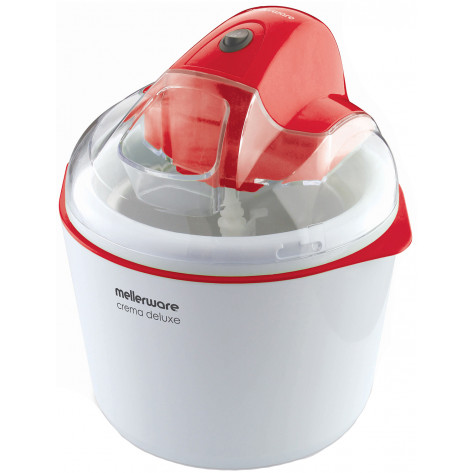 Mellerware Crema Deluxe Ice Cream Maker