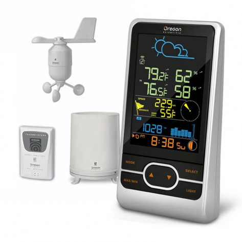 Oregon Scientific WMR86NSX Backyard Pro Wireless Weather Station