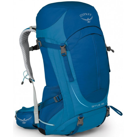 Osprey Sirrus 36 Women's Backpack - S/M, Summit Blue
