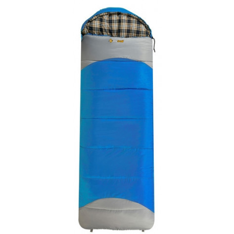 Oztrail Alpine View Jumbo Hooded Sleeping Bag
