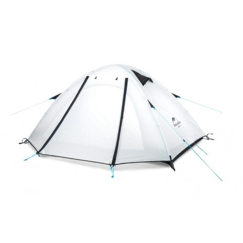 Naturehike P Series Tent - White, 3 Person