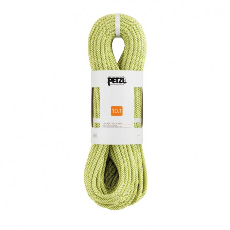 Petzl Mambo 10.1mm x 70m Yellow
