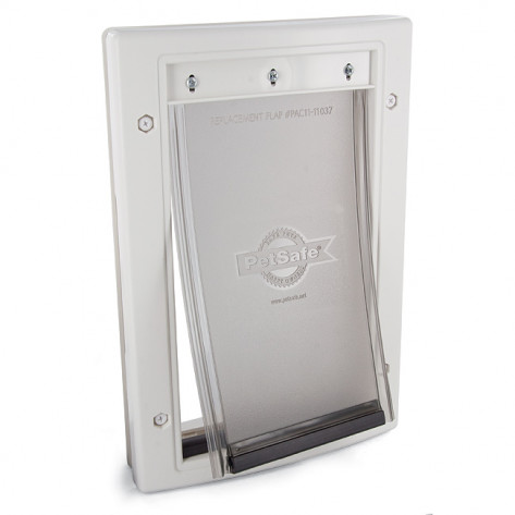 PetSafe Medium Aluminium Pet Flap