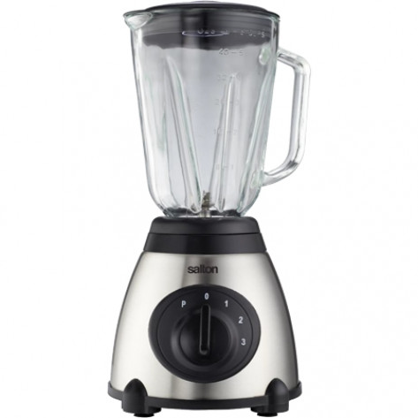 Salton Stainless Steel Jug Blender With Mill