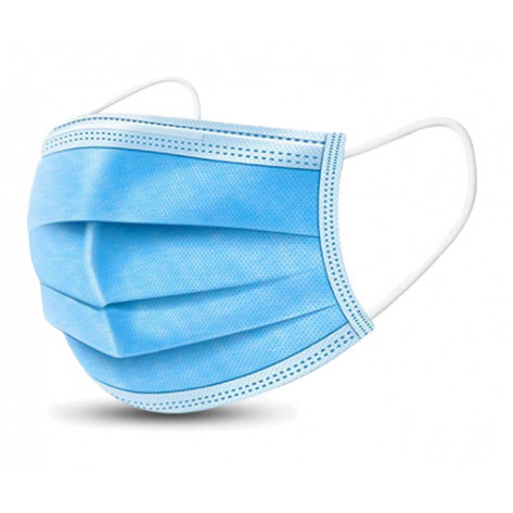 Surgical 3-Ply Face Mask - 5 Pack